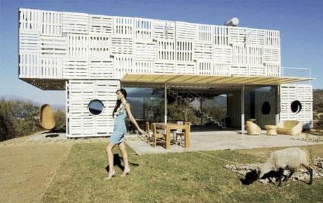 diseño moderno y sostenible