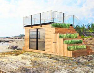 Ideal para plantas y vegetales