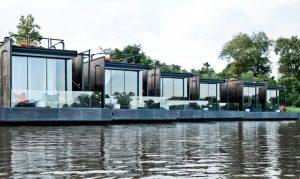 Modernas casas lujosas