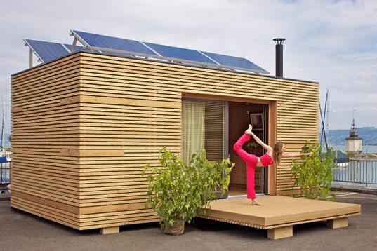 Su diseño es sustentable y moderno