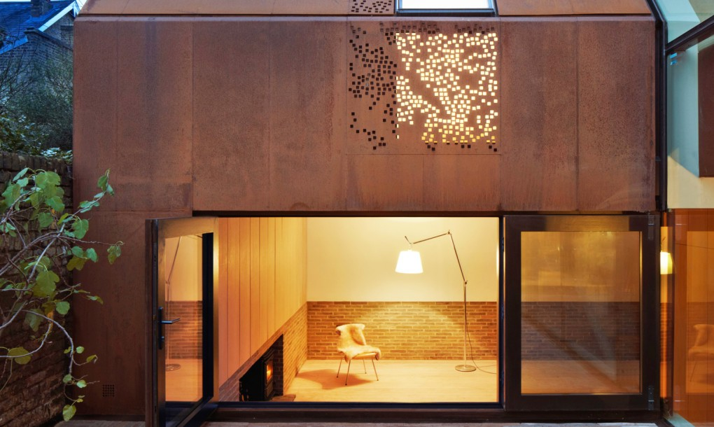 Diseño moderno y abierto