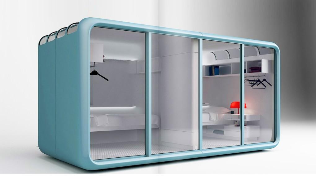 Un hogar minimalista y moderno