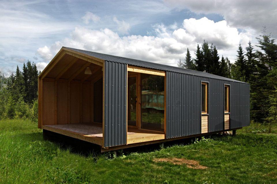 un diseño exterior único
