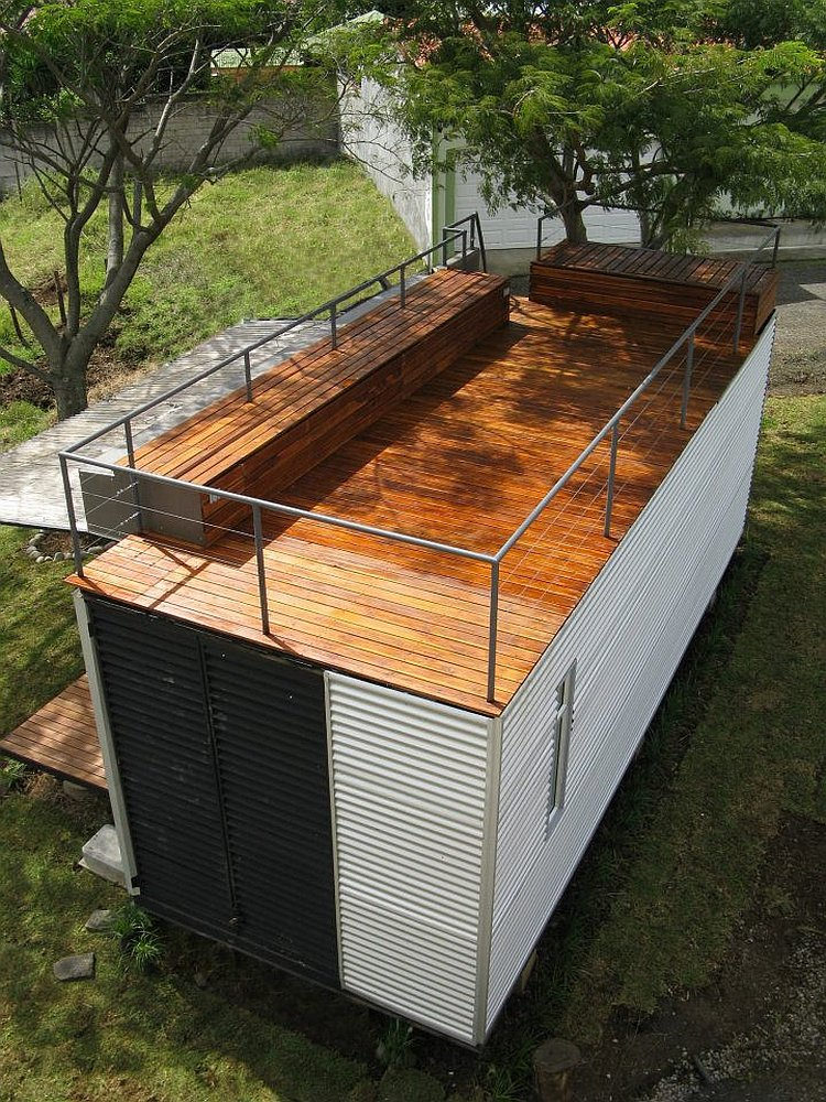 techo de la casa