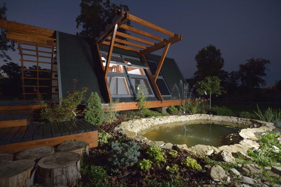 Casa ideal para un amplio jardín