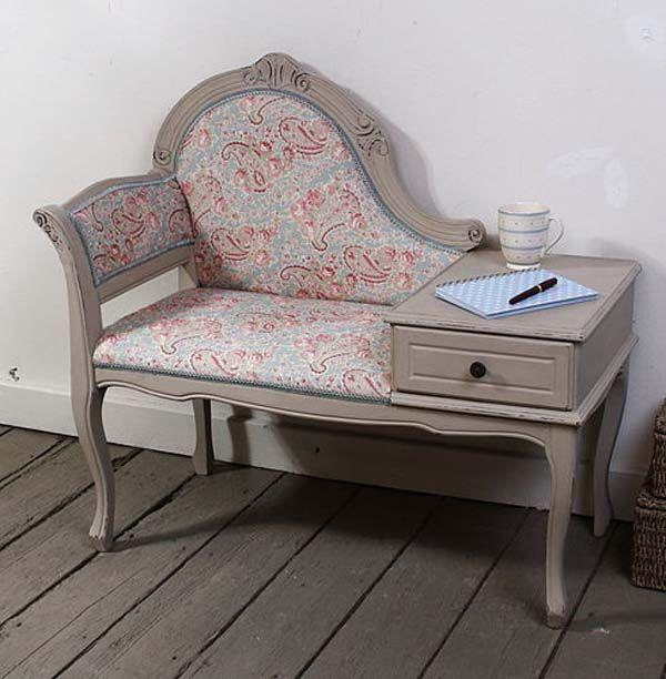 Decoraci n vintage muebles cl sicos de estilo vintage for Muebles estilo retro